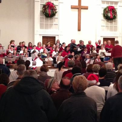 FREE COMMUNITY CHRISTMAS CONCERT @ United Church of Christ | Medfield | Massachusetts | United States
